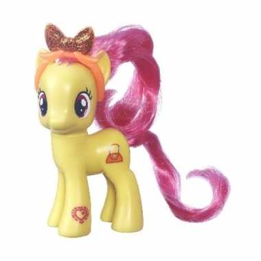 Geel my little pony speelfiguur