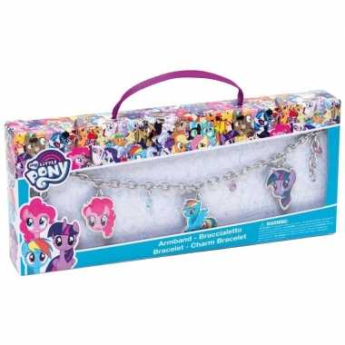 My little pony bedelarmband meisjes