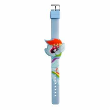 My little pony digitaal horloge rainbow dash meisjes