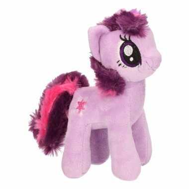 My little pony knuffel twilight sparkle