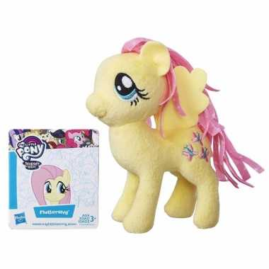 My little pony knuffeltje fluttershy