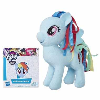 My little pony knuffeltje rainbow dash