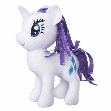 My little pony knuffeltje rarity