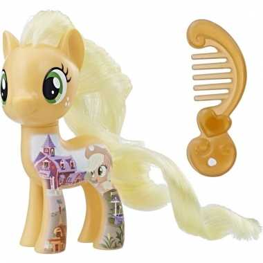 My little pony movie applejack