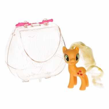 My little pony paardje tasje applejack