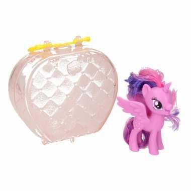 My little pony paardje tasje twilight sparkle