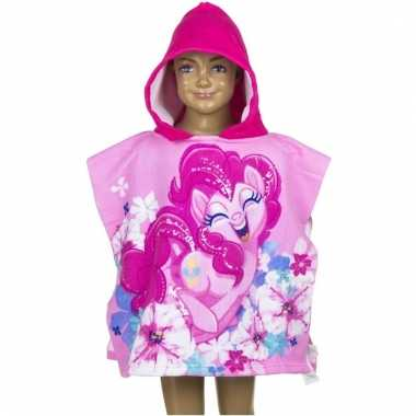 My little pony pinkie pie badcape kinderen