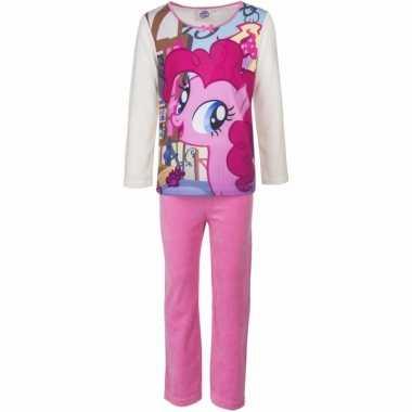 My little pony pyjama pinkie pie roze meisjes