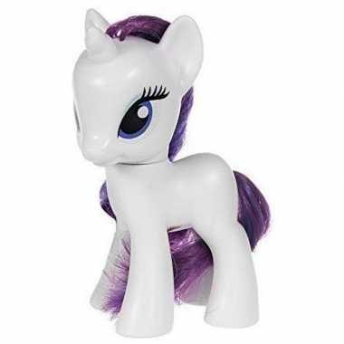 My little pony rarity speelfiguur wit/paars