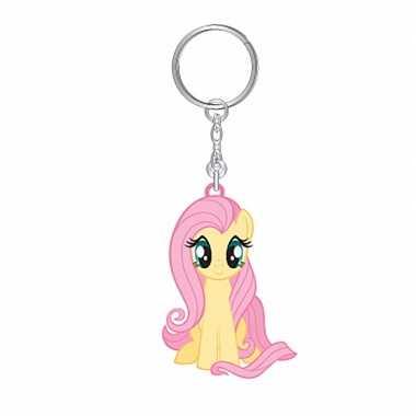 My little pony sleutelhanger fluttershy meisjes