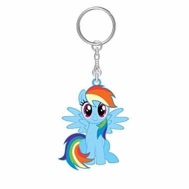 My little pony sleutelhanger rainbow dash meisjes