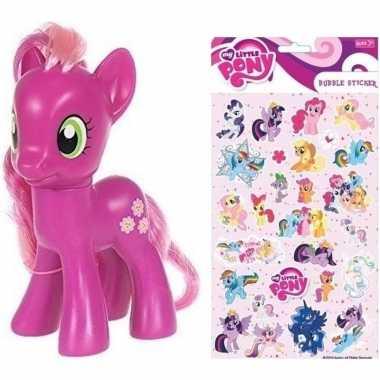 My little pony speelfiguur cheerilee stickers