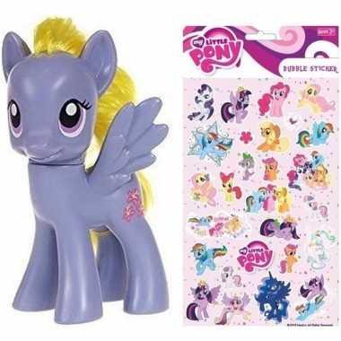 My little pony speelfiguur lily blossom stickers