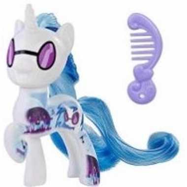My little pony speelfiguur paardje dj pon