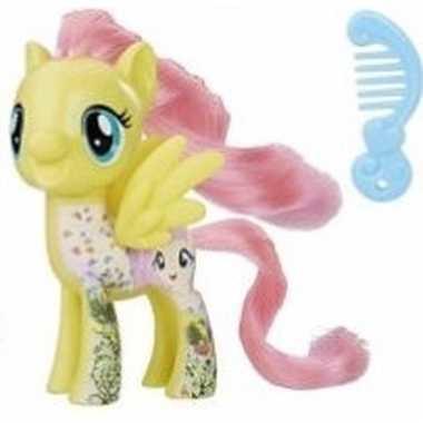 My little pony speelfiguur paardje fluttershy