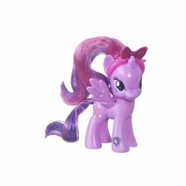 Paars my little pony speelfiguur