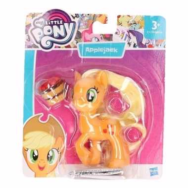 Plastic my little pony poppetje applejack