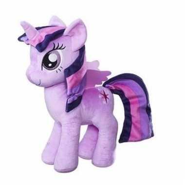 Pluche my little pony knuffel twilight sparkle