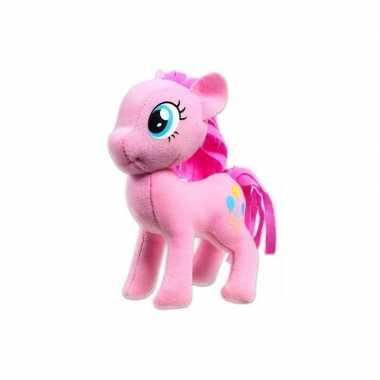 Pluche my little pony pinkie pie speelgoed knuffel roze