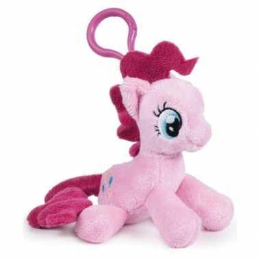Roze my little pony tashanger knuffeltjes