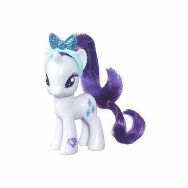 Wit my little pony speelfiguur