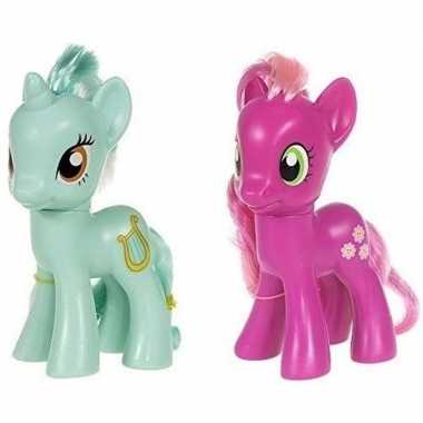 X my little pony speelfiguren set heartstrings/cheerilee