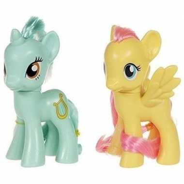 X my little pony speelfiguren set heartstrings/fluttershy