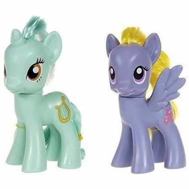 X my little pony speelfiguren set heartstrings/lily blossom c