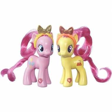 X my little pony speelfiguren set pursey pink/pinkie pie