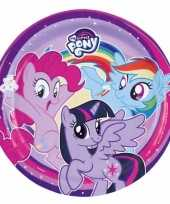 My little pony bordjes stuks 10097034