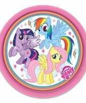 My little pony bordjes stuks