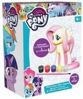 My little pony figuur om te verfen