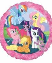 My little pony folie ballon