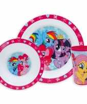 My little pony lunch set kinderen