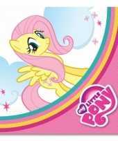 My little pony servetten
