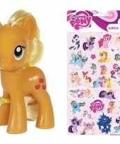 My little pony speelfiguur applejack stickers