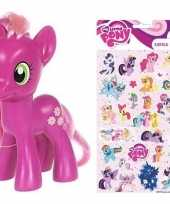 My little pony speelfiguur cheerilee stickers