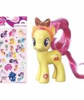 My little pony speelfiguur pursey pink stickers