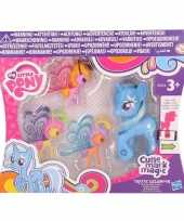 My little pony speelfiguur trixie