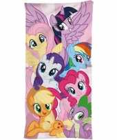 My little pony strand bad handdoek