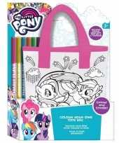 My little pony tas om te kleuren