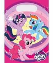 My little pony uitdeelzakjes stuks