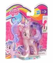 Paars my little pony speelfiguur sea swirl