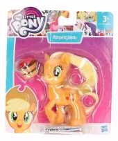 Plastic my little pony poppetje applejack