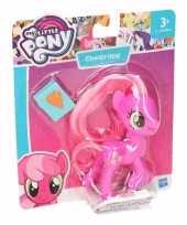 Plastic my little pony poppetje cheerilee
