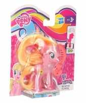 Roze my little pony meadow flower speelfiguur