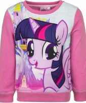 Roze my little pony trui twilight sparkle