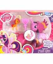Twilight sparkle sunset breezie speelfiguren